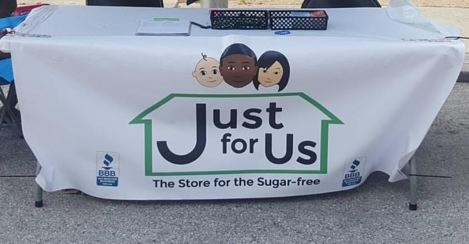 just us banner