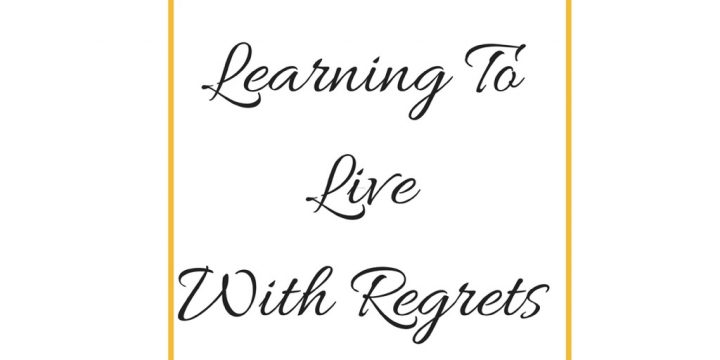 Learning To Live With Regrets