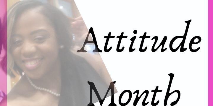 Positive Attitude Month