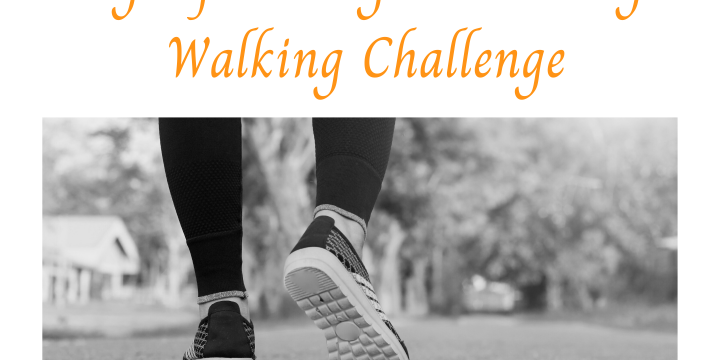 A Few Things I Learned About Myself During the 30 Day Walking Challenge