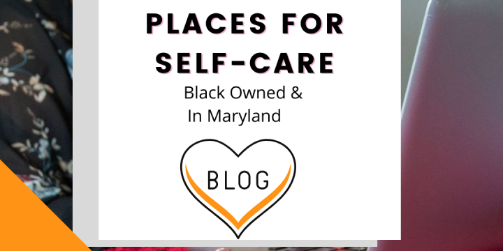 My Favorite Places For Self-Care